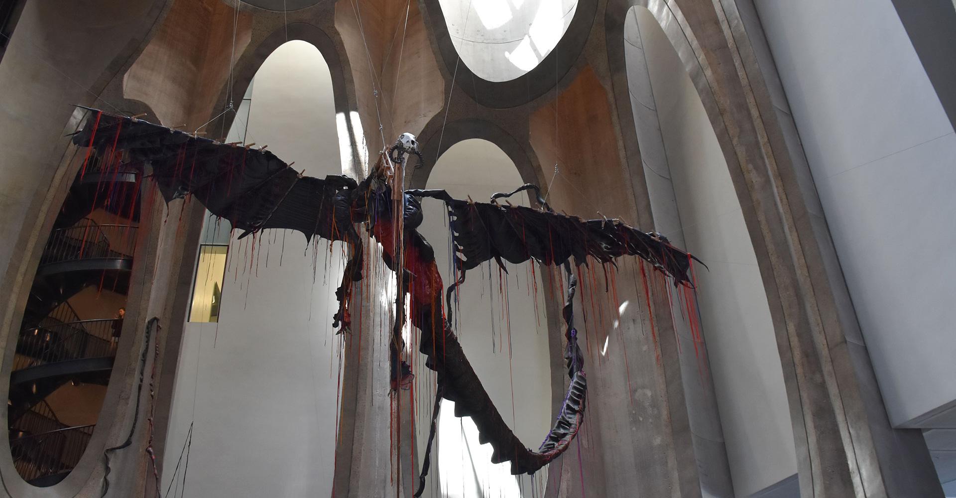 das Zeitz Mocaa – eine Kathedrale der Kunst _ kapstadt, südafrika