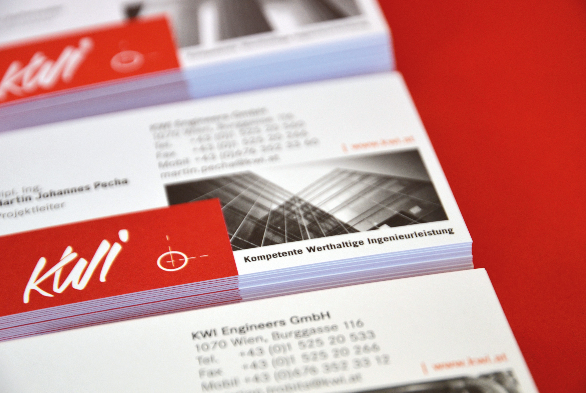 KWI Engineers _ corporate design