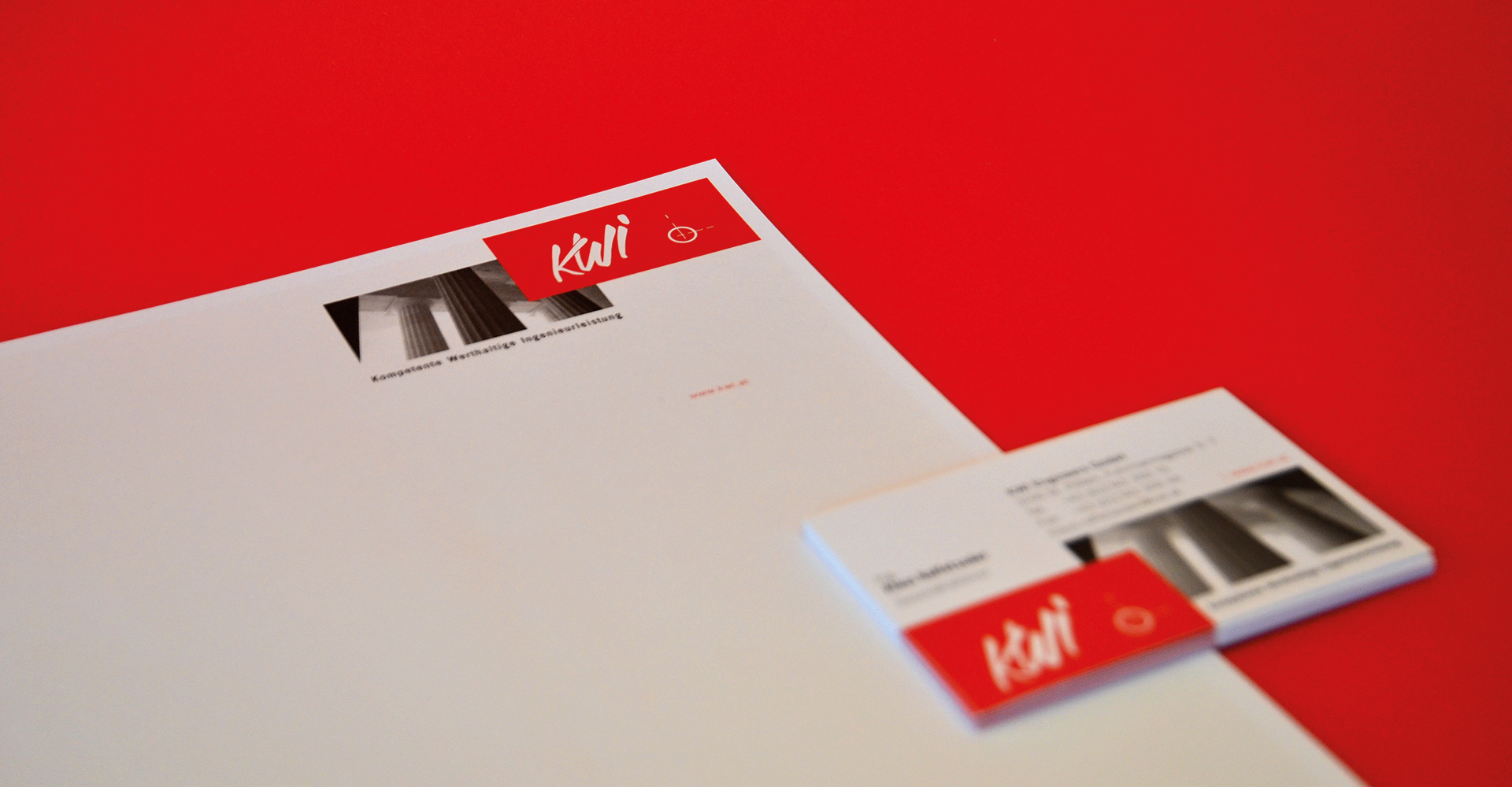 KWI - Engineers _ corporate design